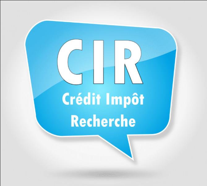 Quovive peut-il m'accompagner pour monter un dossier de crédit d'impôt recherche (CIR, CII, CC, CIMA, etc.) ?