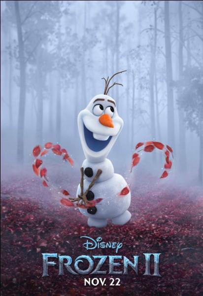 Qu'arrive-t-il à Elsa et Olaf ?