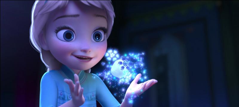 Elsa reste-t-elle une statue de glace ?