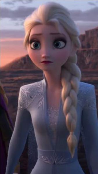 Que fait Elsa ?