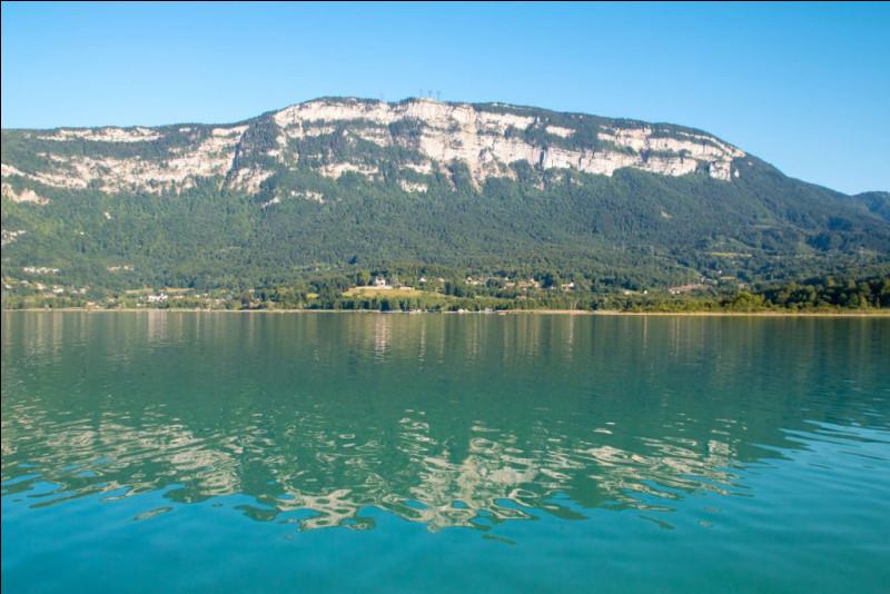 Quel est ce charmant lac de Savoie ?