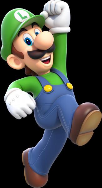 Luigi est le ... de Mario.