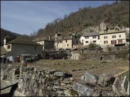 Village Lozérien, Saint-Léger-de-Peyre se situe en région ...