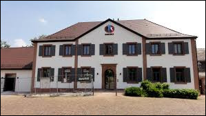 Ville Bas-Rhinoise, Steinbourg se situe en région ...
