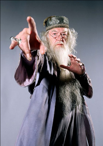 Qu'enseignait Albus Dumbledore avant d'être directeur ?