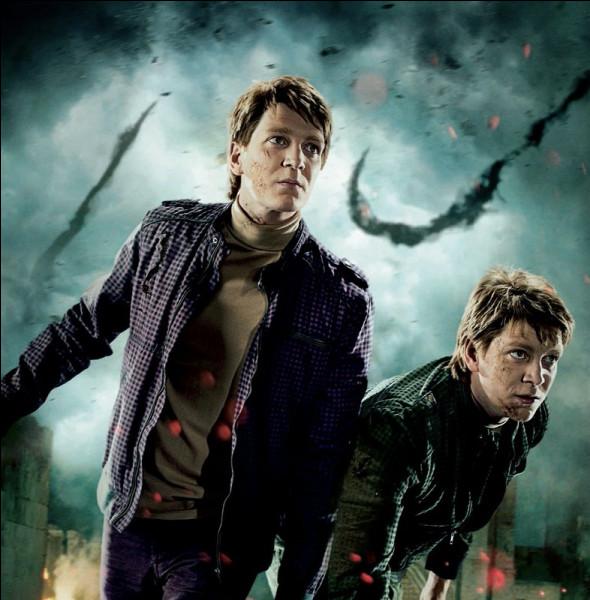 Les jumeaux Weasley sont nés le...