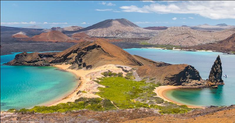 A quel Etat appartient l'archipel des Galápagos, dans le Pacifique ?