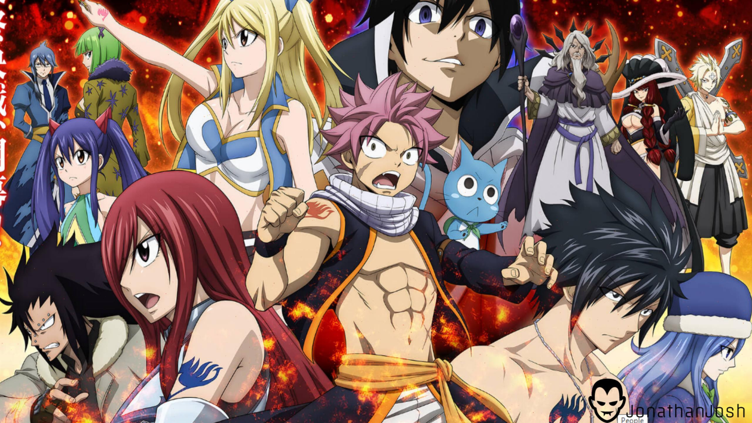 Openings ''Fairy Tail''