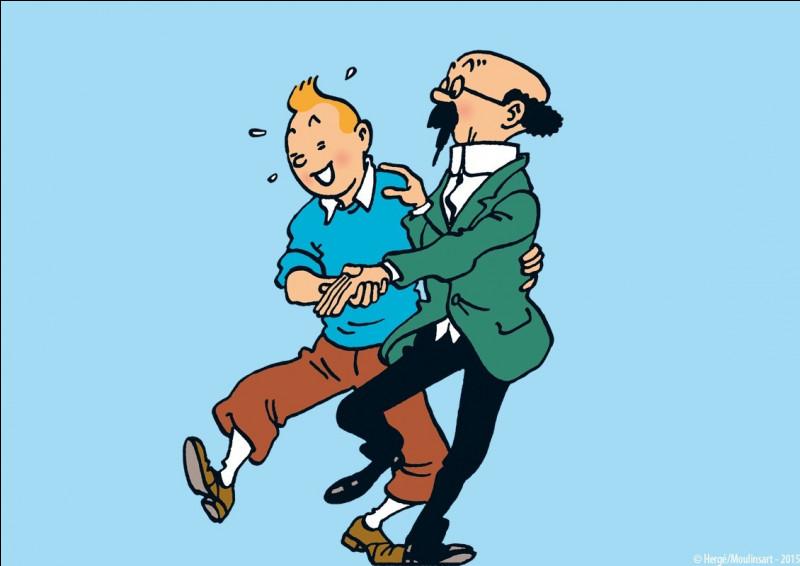 """Quel événement mondial majeur s'est produit au moment où Hergé travaillait sur """"Le Crabe aux pinces d'or"""" ?"""