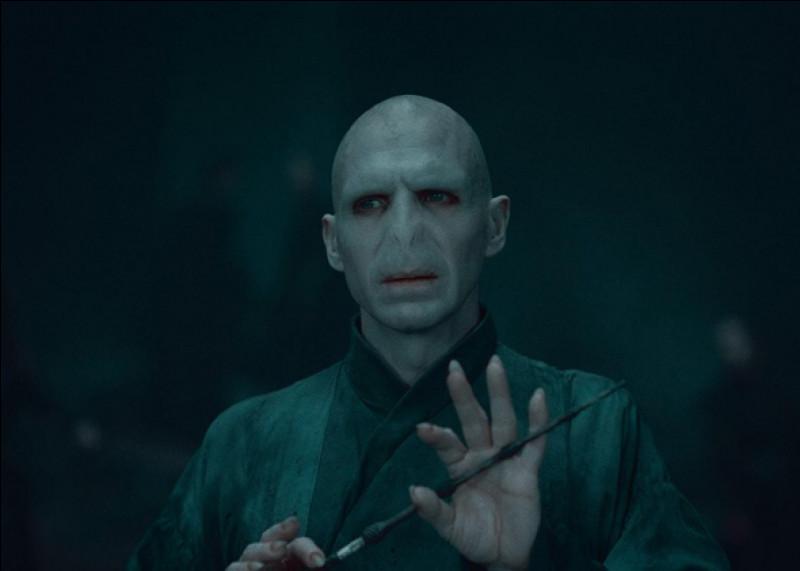 Qui est le neveu (par alliance) de Voldemort ?