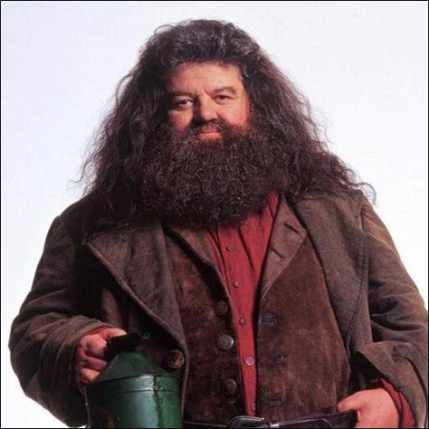 Comment s'appelait la mère de Hagrid ?