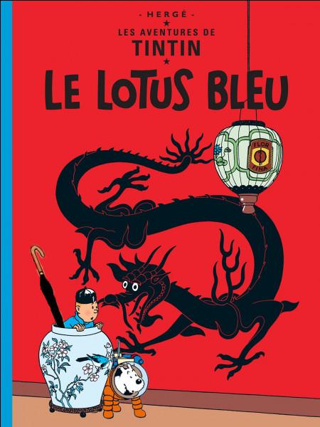 Un certain désordre règne au « Lotus bleu » ! Trois indices devraient vous mettre la puce à l'oreille. Lesquels ?