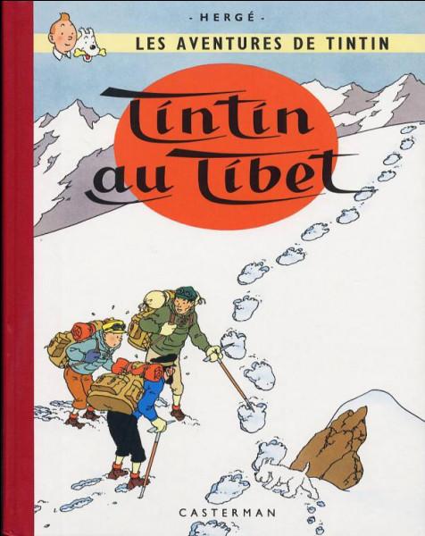 Toujours la même question concernant « Tintin au Tibet », mais cette fois, attention : vous n'aurez qu'à cocher 2 fois pour avoir juste !