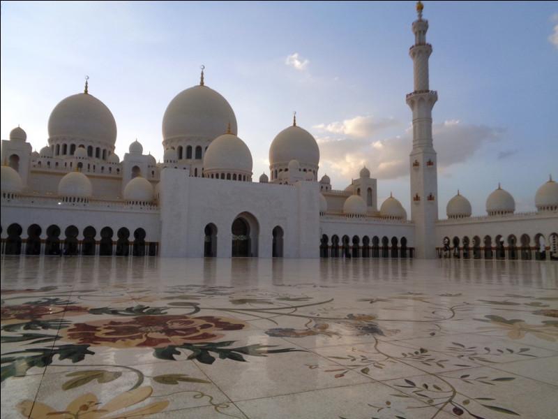 Pour achever ce quiz, envolons-nous vers le Moyen-Orient et, plus précisément, Abu Dhabi, capitale des Émirats Arabes Unis. N'y cherchez pas :