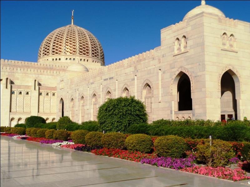 Enfin, partons vers le pays voisin, Oman, et Mascate, sa capitale. Quelle merveille architecturale ne s'y trouve pas ?