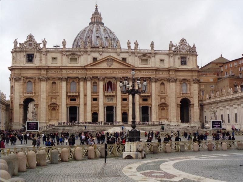 Partons pour Rome, mais ne vous attendez pas à y trouver :