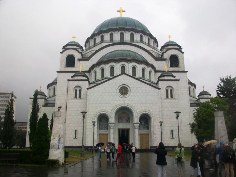 Nous voici à Belgrade. Quel monument n'associez-vous pas à cette ville ?
