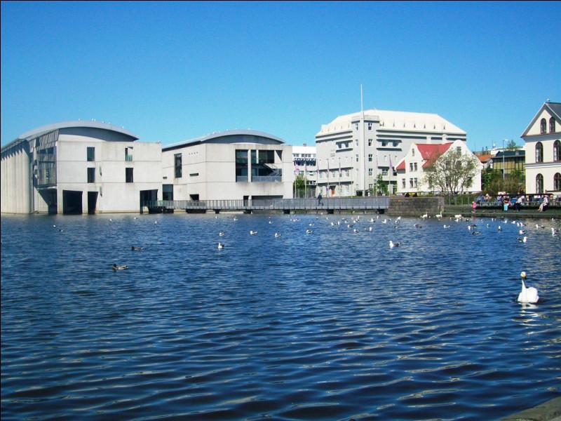 Naviguons vers l'ouest et nous atteignons Reykjavík. Quel monument n'apercevrez-vous pas là-bas ?