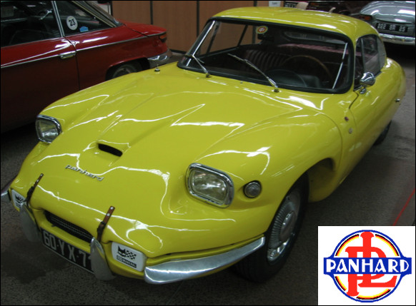 Quelle est cette automobile lancée en 1962