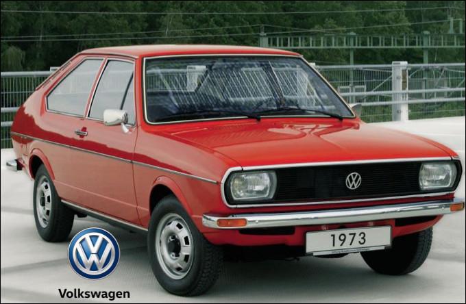 Quelle est cette automobile lancée en 1973 ?