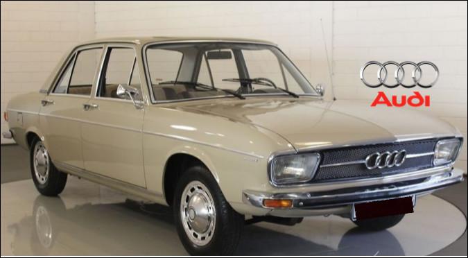 Quelle est cette automobile lancée en 1969 ?