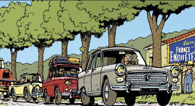 Automobiles d'hier (1960-2000)
