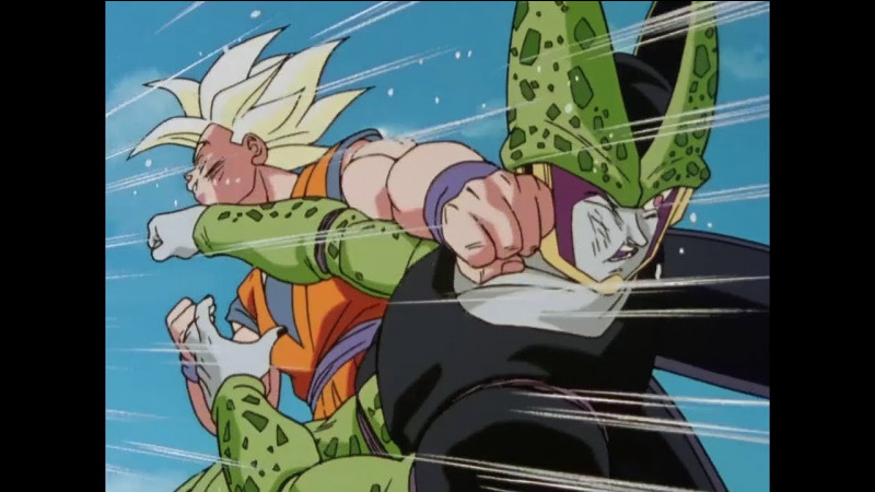"Au ""Cell game"" qui gagne le combat ""Goku vs Cell"" ?"
