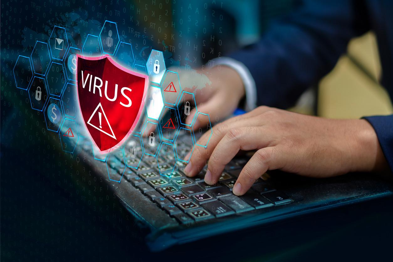 Les virus sur les ordinateurs