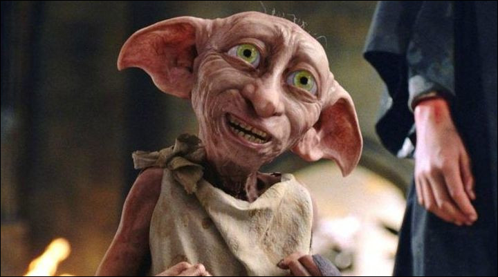 Qui est le maître de Dobby ?