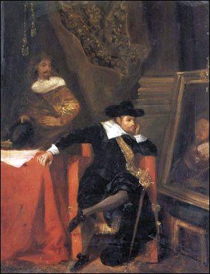 """Qui a représenté """"Cromwell au château de Windsor"""" ?"""
