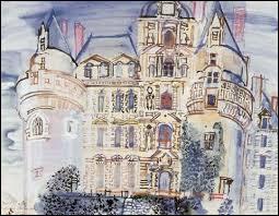 """Qui est l'auteur du """"Château de Brissac"""" ?"""