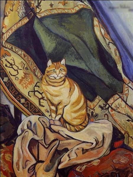 """""""Raminou assis sur une draperie"""" est l'œuvre de quel peintre ?"""