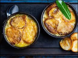 Facile pour finir. Lequel de ces plats une spécialité française ?