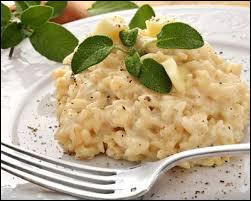 À l'Italie, toutes ces bonnes saveurs. Mais lequel de ces plats italiens n'est pas un dessert ?