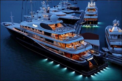Si vous en aviez les moyens, seriez-vous intéressé par l'achat de ce yacht de luxe ?