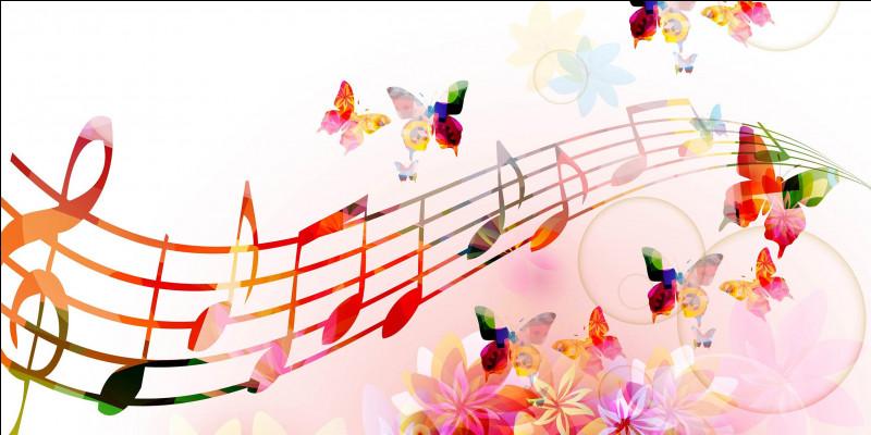Ton style de musique est...