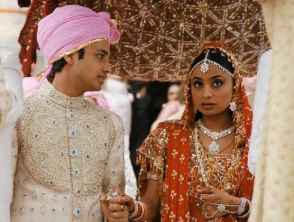 Au mariage de Vanisha Mittal et Amit Bhatia, qu'ont reçu les invités ?