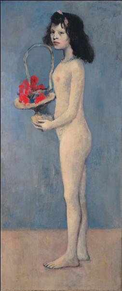"""Qui a représenté """"La Fillette à la corbeille fleurie"""", devenue l'une des œuvres les plus chères au monde, vendue à 115 millions de dollars, lors de la vente organisée par Christie's qui présentait les trésors de la collection Rockefeller ?"""