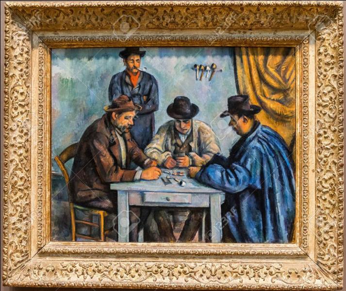 Parmi les toiles les plus chères au monde, voici un tableau vendu 274 M$, et acquise par la famille princière du Qatar, à quel peintre appartient-elle ?