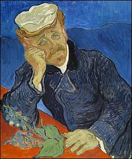 """Qui a fait le """"Portrait du Docteur Gachet"""", toile achetée en 1990, par l'homme d'affaires japonais Ryoei Saito pour 82,5 millions de dollars ?"""