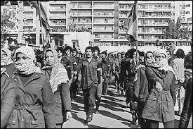 """Le 12 septembre 1970, commencent des opérations militaires contre les Palestiniens de l'OLP : dans quel pays ce conflit appelé """"Septembre noir"""" se déroule-t-il ?"""
