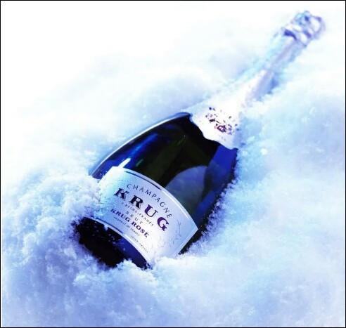 Champagne ! Un Krug 1928 à 21000 dollars... Combien de nuances de couleurs champagne existe-t-il ?