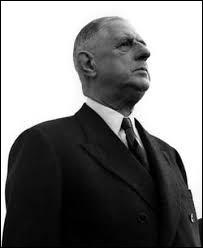 Et enfin, de quel grade était décoré Charles de Gaulle à la fin de sa carrière ?