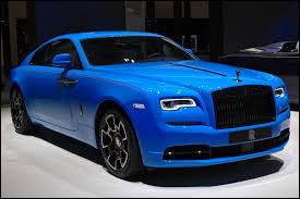 L'une des marques de voiture les plus luxueuses. La :