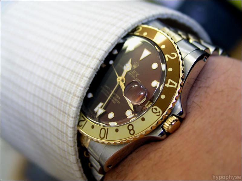 Quelle est la première marque mondiale de montres de luxe ?