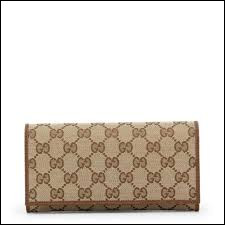 Trouvez la marque de ce porte-monnaie de luxe !