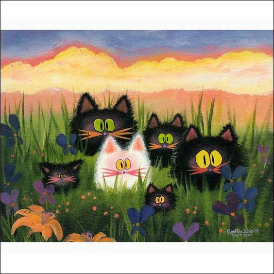 Comment se nomme la phobie des chats ?
