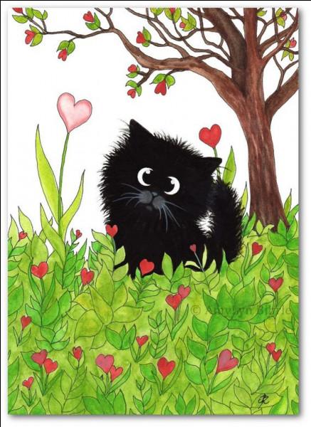 Sur quel arbre trouve-t-on des chatons ?