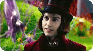 En 2005, on retrouve Johnny Depp devant la caméra de Tim Burton dans :