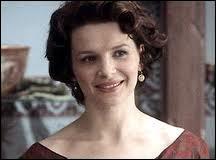 En 2000, Juliette Binoche tient la vedette dans un film où les villageois sont scandalisés, il s'agit de ...